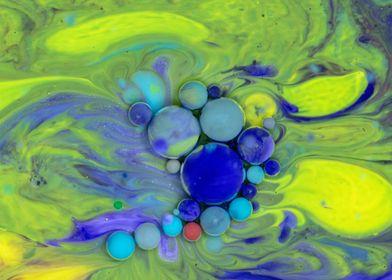 Bubbles Art Lils