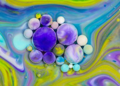 Bubbles Art Nemesis