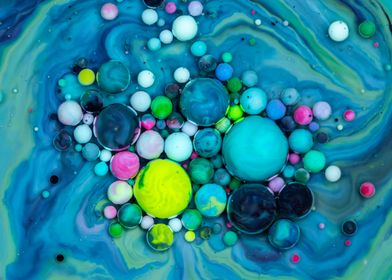 Bubbles Art Meto