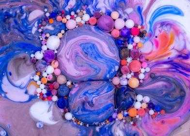 Bubbles Art Elena
