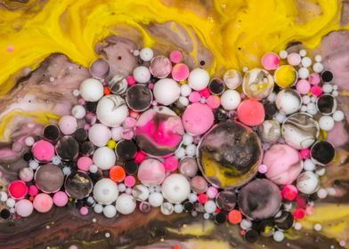 Bubbles Art Boris