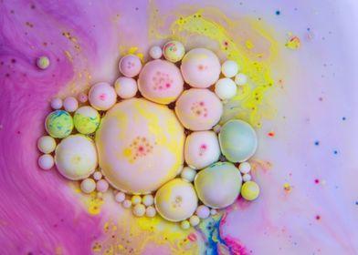 Bubbles Art Amelia