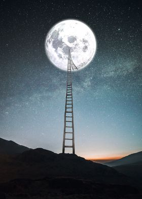 Moon Ladder