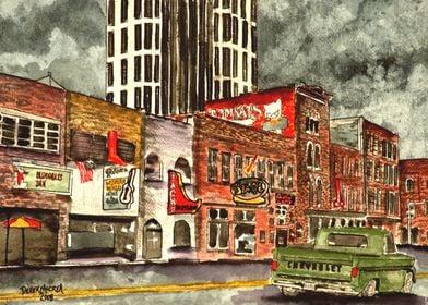 Nashville Tennessee Music