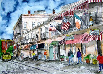Savannah River Street Art