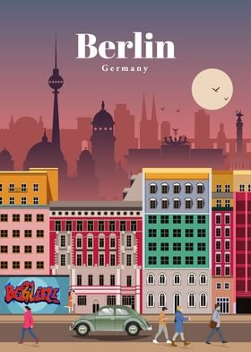 Travel to Berlin