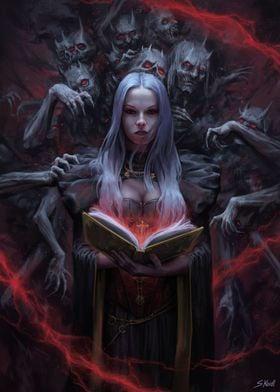 The demon book