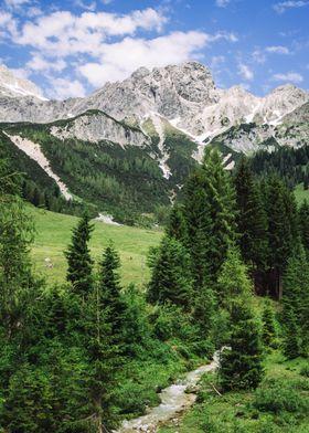 Filzmoos Summer Alps