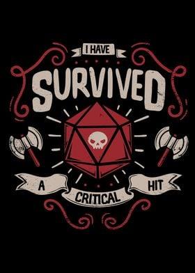 Dungeon & dragons survivor