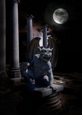 The demon wakes