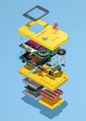 Nintendo Game Boy DMG