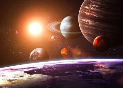 Space Artwork