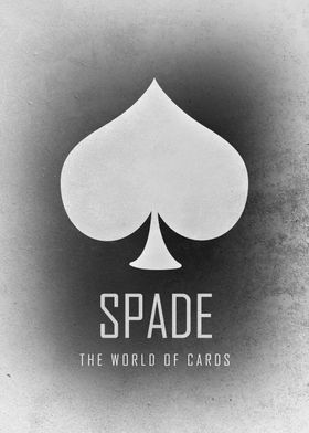 Spade Black