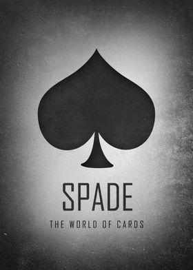 Spade White