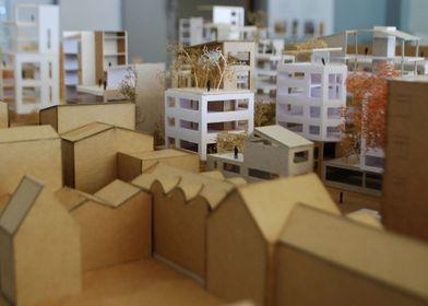 Urban Model of Density PTA