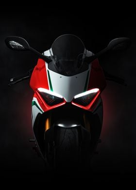 Panigale V4 Speciale Face