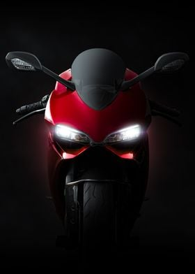 Panigale 899 Face