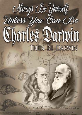 Be Charles  Darwin