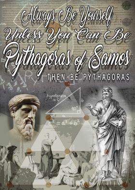 Be Pythagoras of Samos