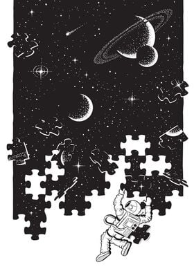 The Universal Puzzle