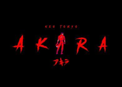 119b Akira Font