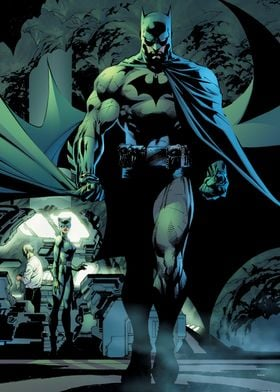 Duty Calls by Jim Lee