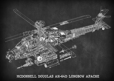 MCDONNELL DOUGLAS AH 64D