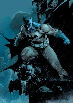 Gotham is mine by Jim Lee