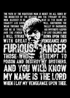 Jules Speech Ezekiel 25 17