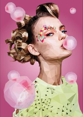 Bubblegum Woman
