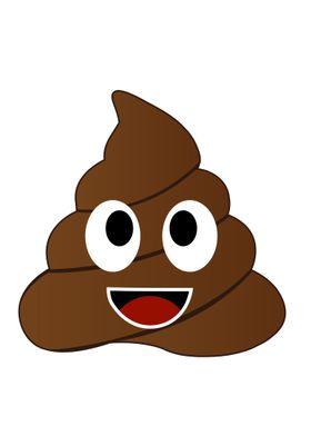 Humor shit poop emoji