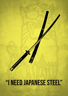 Kill Bill Hattori Hanzo