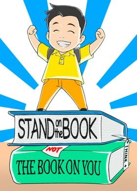 Stand On the Book