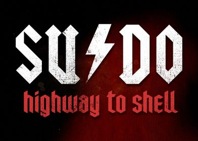 SUDO Highway to Shell