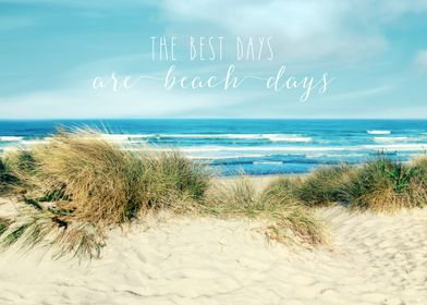 best days are beach days