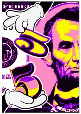 Abraham Lincoln 5 Bill