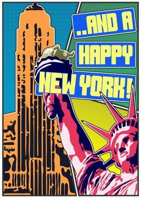Happy New York
