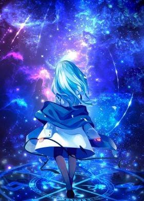 Anime Magical Girl