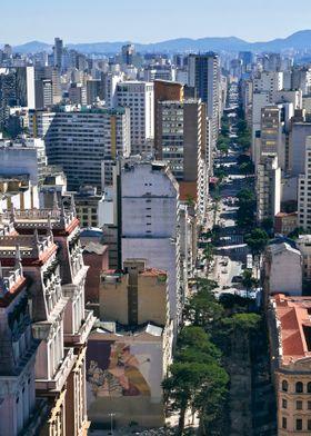 SAO JOAO AVENUE  BRASIL