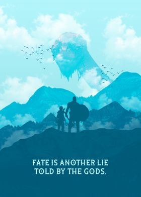 Fate is another lie