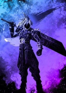 Purple Meteor