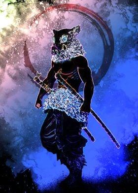 Soul of the Masked Hunter