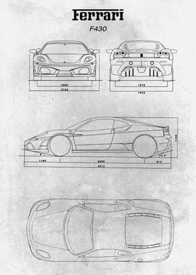No072 Ferrari F430