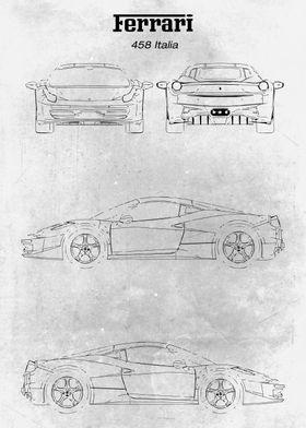 No064 Ferrari 458 Italia
