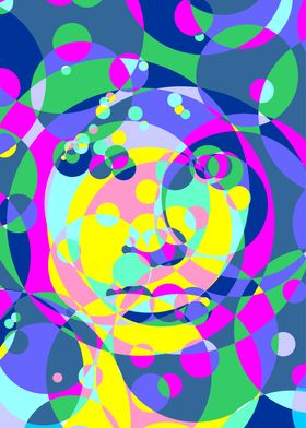 Jim Colored Circles