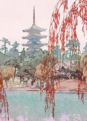 Japanese scene III