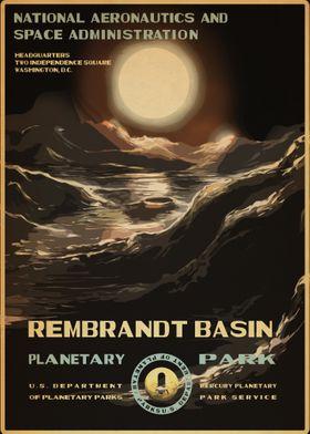 Rembrandt Basin Mercury