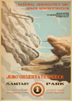 Juno Observation Deck