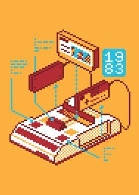 Famicom 1983