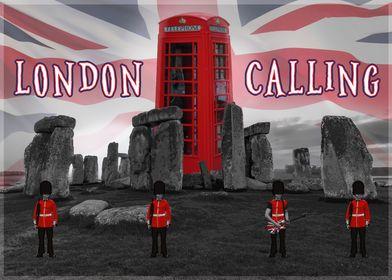 London Calling Stonehenge